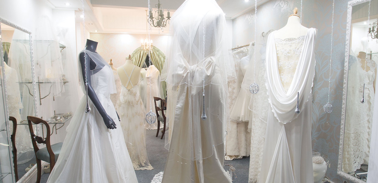 Shahla Collections exhibiting at The National Wedding Show
